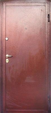 металлические двери с порошковым напылением под заказ