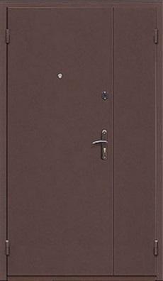 стальные двери тамбурные двухстворчатые от производителя