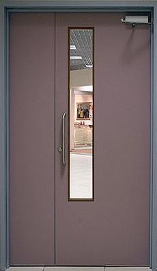 двери металлические тамбурные двухстворчатые в ногинске