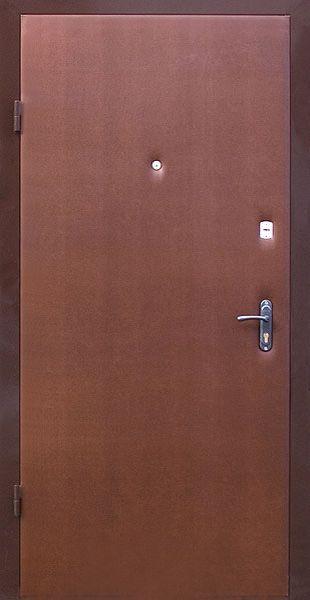 отделка металлических дверей винилискожей
