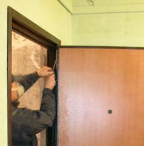 монтаж демонтаж входная дверь прайс