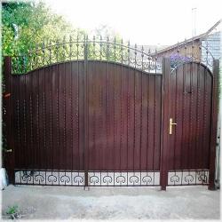 Каталог металлических ворот автоматика для откатных ворот came bx 68